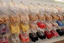Fashion Display / Underwear Display / lingerie display /Dress shops / clothes shops / retail fashion / fashion store / dress rails / A selection of retail displays ideal for garment display / lingerie display / dressrails / clothes rails / fashion rails /fashion display / fashion shop / dress shop ideas