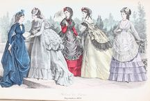 Vintage Fashion illustrations & Magazines  / Vintage fashion illustrations & magazines from Kerry Taylor Auctions, London. http://www.kerrytaylorauctions.com/index.php