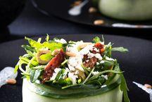 Groenten en salades