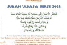 Quran Surah & Verses / Quranic Verses, Ayat,Ayaat,Holy Book in Islam,All Verses Wallpapers,Online Islamic Pics Qur'an