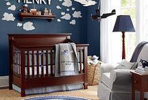 Navy nursery ideas