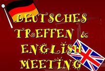 Deutsches Treffen - English Meeting / Partecipate all'evento Deutsches Treffen & English Meeting a Napoli venerdì 18 aprile - Pratica la lingua inglese o tedesca...o entrambe!!! Saranno momenti veramente speciali, che vi trasmetteranno il gusto di imparare le lingue.