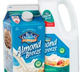 Best Tasting Almond Milk / Blue Diamond's Almond Breeze Sweeps Category!