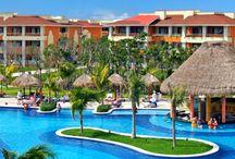 Vacation spots!
