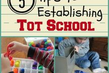 Tot School / by Jessica Brownlow