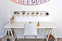 Inspirational Work Spaces / by burp! boutique