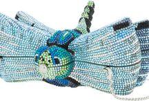 Judith Lieber accessories / Judith Lieber purses and accessories