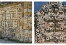 Mayan temple ruin inspiration