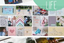 Project Life / I want to do project life this year and put the layouts in my planner / by Jacque (j.ajabad) A