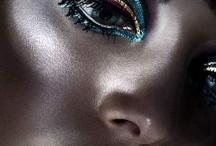 tradeshoot, makeup