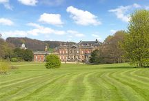Wentworth House / ONE OF THE GREAT GEORGIAN HOUSES OF ENGLAND