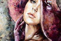 Elzbieta Brożek...malarstwo