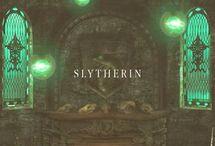 Everyday I'm Slytherin