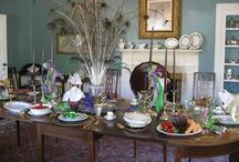 Table Settings: Mardi Gras