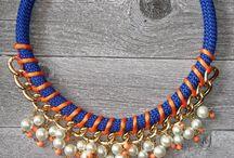 diy ideias necklace / by Carla Correia