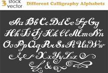 Kalligrafie en tekenen