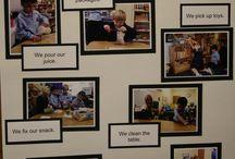 Kindergarten class management