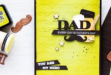 Mother's Day & Father's Day Projects with Spellbinders
