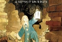 New Graphic Novels FY17 / Graphic novels and manga that are new to our collection this year.