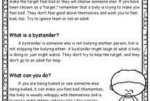 Bullying / Bullying. Unfortunately it happens to some extent in many classrooms and schools. Use the resources, FREE downloads, ideas, activities, and more to combat bullying with your preschool, Kindergarten, 1st, 2nd, 3rd, 4th, 5th, or 6th grade classroom or homeschool.