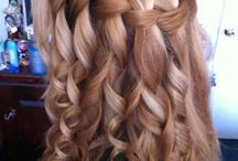 Try out virgin hair extensions Prom ideas/Graduation/Weddings
