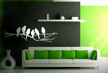 Wall Stickers Animali  / Wall Stickers Animali