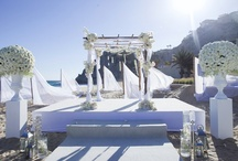Dream Beach and Blue and Brown Wedding / by Sara Smith