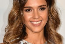 Jessica Alba - Hair Hottie / Jessica Alba has dominated the world's hottest woman lists for over a decade and there's no sign of slowing.  Famed for her effortless locks we have put together her best hair looks. Prepare to be just a little bit envious!