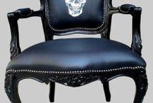 Cadeiras retro