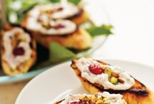 Appetizer Recipes / Get your meal started right with these fancy favorites!