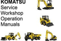 Komatsu Pc Excavator Service Manual Free Download / This is Workshop Service Repair work Manual and this is the specific same guidebook used by Service KOMATSU technicians at the car dealerships to Preserve, Service, Identify and also Fix your cat excavtor. Not just common repair work info like the majority of vendors online!