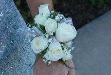 pulseiras de flor casamento