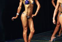 Fitness & Bikini NitroGirls / Competitors