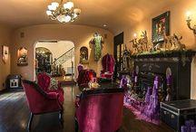 colourful interior