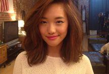 asian hair medium bob