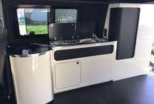Camper, Campervan Conversion Furniture Units For SWB VW T5,T4, VIVARO,TRAFFIC