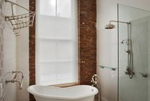 Inspiration- More Lovely Bathrooms