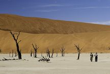 Namibia / Namibia, land of contrasts and harmonies