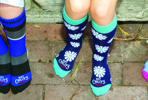 Socks / Who said socks have to be boring? Spice it up with Hot Chillys winter sports socks