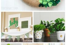 St. Patty's Day - Fun with Food & Crafts