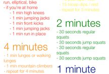 Health and workouts