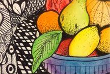 misa s ovocem