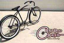 Custom bicycles & Trikes / by Pete Blas