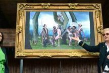 AISANDBERG.COM / Swedish painter Anna Isabella Sandberg at http://aisandberg.com & http://facebook.com/aisandberg