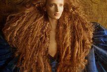 hair large