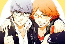 Narukami x Yosuke
