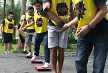 Teambuildingu
