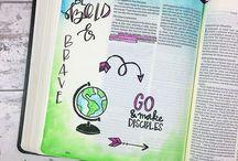 New Testament Bible Journaling
