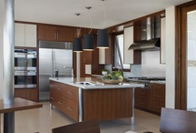 THANIA DREAM HOME / Wood/Stainless steel combination / by Thania Genao Matias