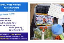 LunchBox Notes 2014 Winners